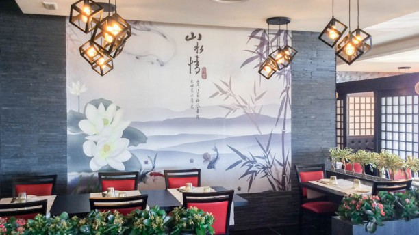 Sushi Mii Vista sala