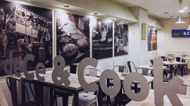DeCé & Cook Vista sala
