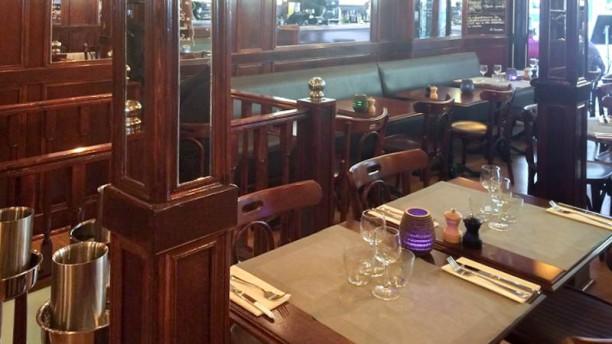 Chez Pascal Vista sala