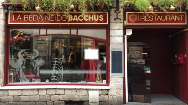 La Bedaine De Bacchus Entrée