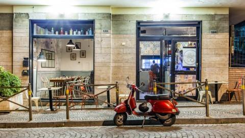 Buco Hostaria Alcolica, Napoli