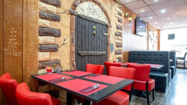 AL Halabi Het restaurant