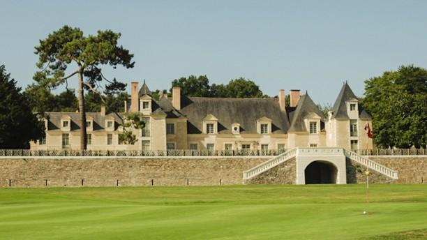 Château de la Perrière Jardin