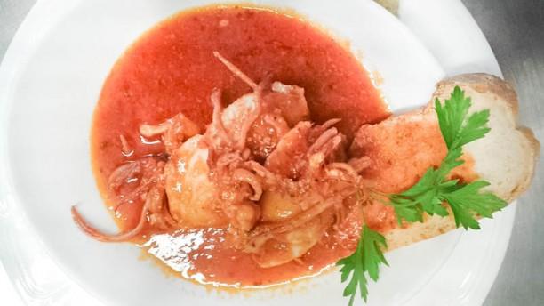 Trattoria La Fornace zuppa di pesce