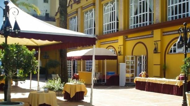 Casa Palacio Zambra Entrada