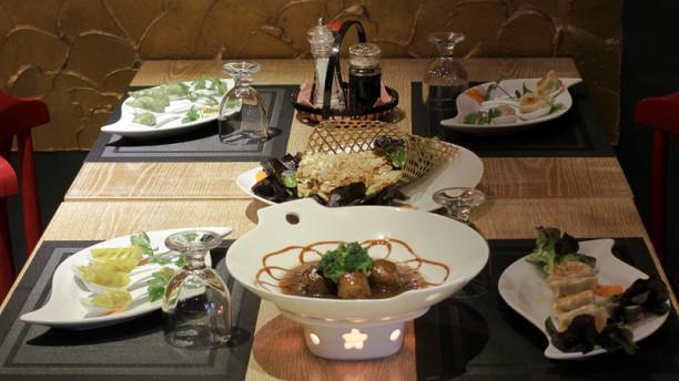 Stella d'Asia Suggerimento dello chef