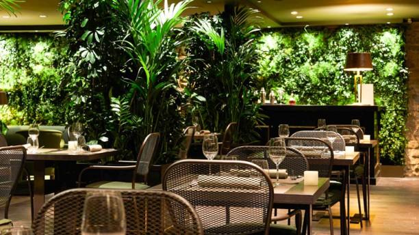 Restaurante La Veranda - Hotel Castillo de Gorráiz en Gorraiz - Menú, opiniones, precios y reserva
