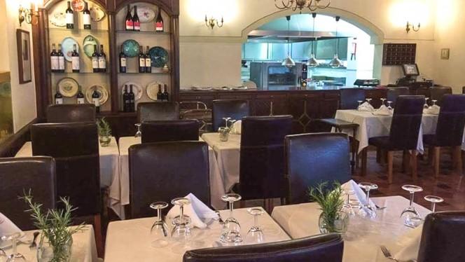 Squash ristorante mediterraneo a Portimão in Portogallo