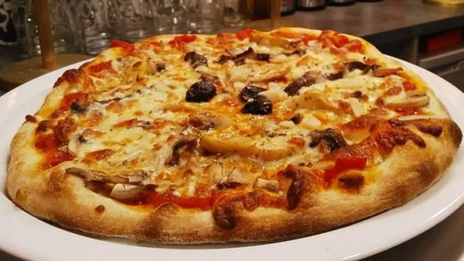 Suggestion de plat - Pizzeria Filippo, Bordeaux
