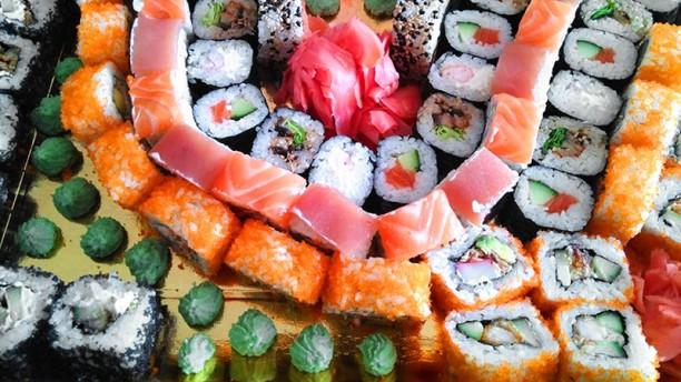 Fushi Family Sushi Sugerencia del chef