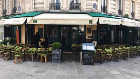 Le Café Censier, Paris