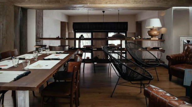 Salotto - Comfort Food Vista sala