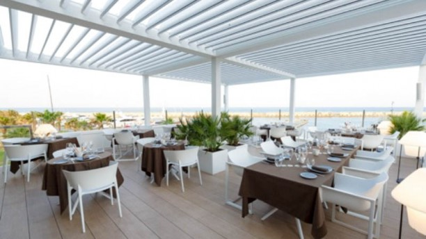 Go Beach Club Restaurant Terraza