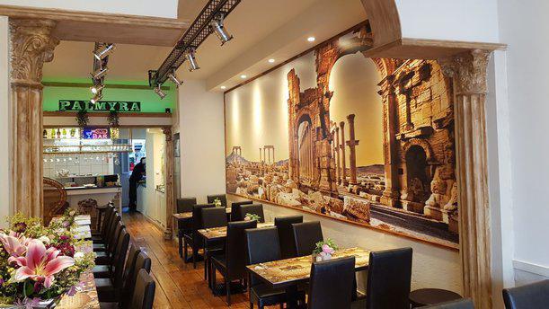 Palmyra Syrian Restaurant Palmyra