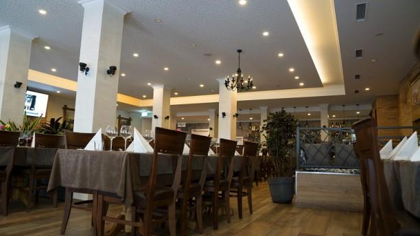 Apollonia Sala del restaurante