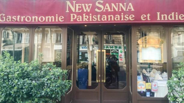 New Sanna Entrée