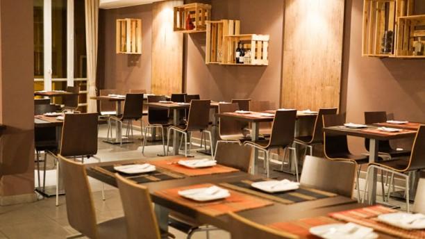 Divino Gastronomia Italiana Vista sala