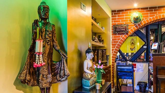 Entrada - Sala Thai, Lisboa