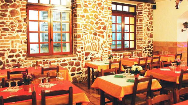 Piccola Italia Salle du restaurant