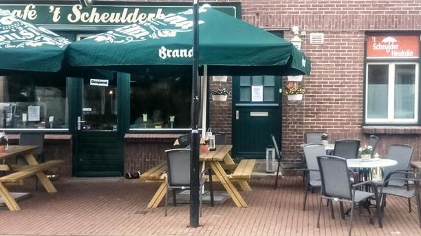 Eetcafe 't Scheulderheukske Terras