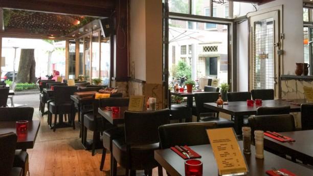Agabi Santa Maria Het restaurant