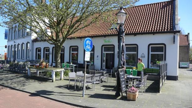 Grand Café Tumi's Buitenaanzicht