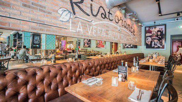Burrata Goudenregenplein Restaurant