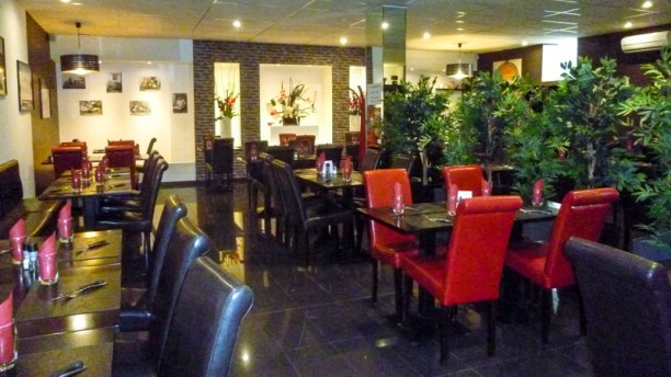 La Casanova Salle du restaurant