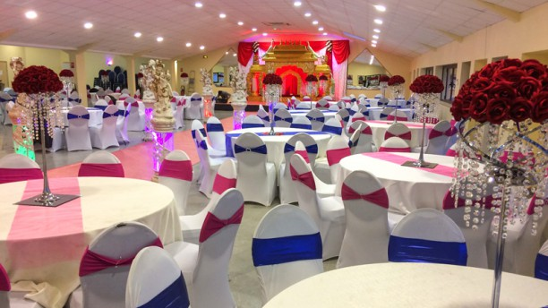 Palais de l'Épi d'Or Salle du restaurant