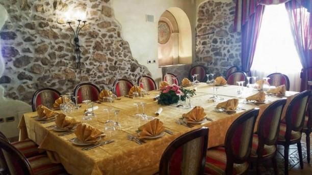 Villa Torre Antica Sala ristorante
