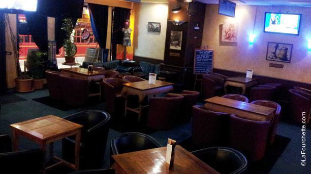 Sphere elvis billiards lounge bar and food in gen ve for Food bar t zone