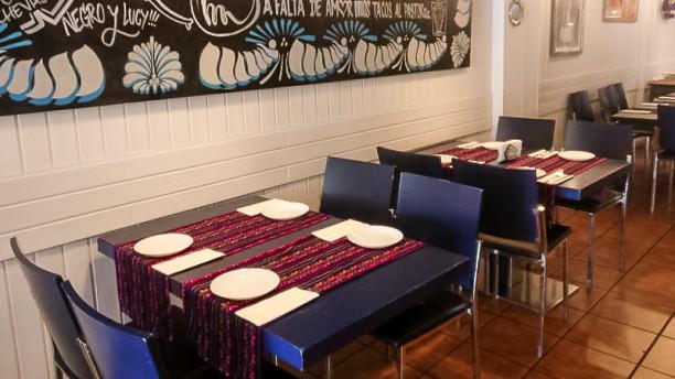 Gastro Taquería Mexicana Vista sala