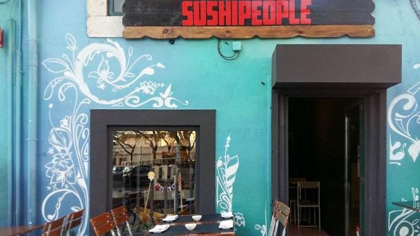 Sushi People Entrada