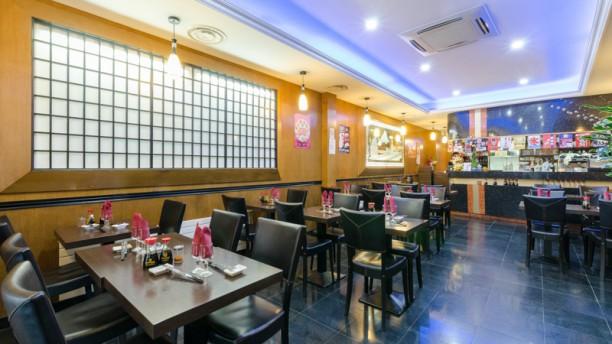 Kyoto Salle du restaurant