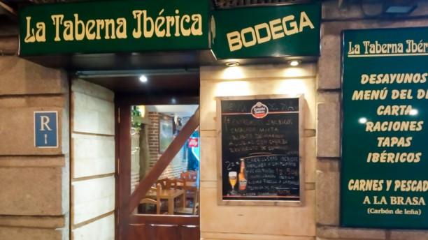 La Taberna Ibérica Entrada