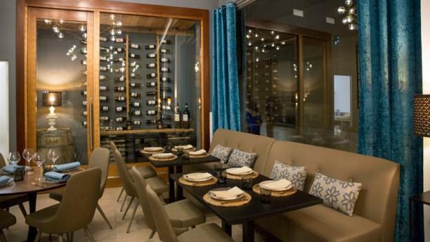 64 Sala del restaurante