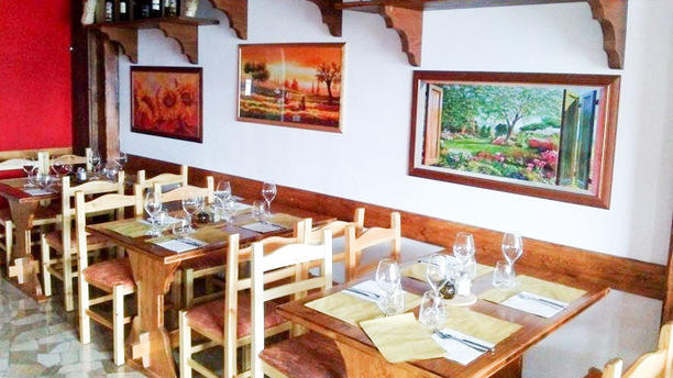 La Vigna Toscana Vista sala