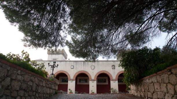 Al Castello del Piraino Ingresso Principale