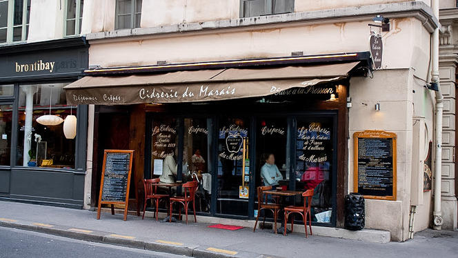Cidrerie du Marais - Restaurant - Paris
