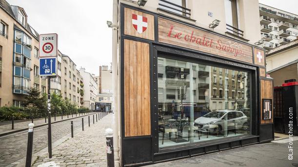 Restaurant Savoyard Rue Charonne