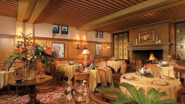 Chavant Salle du restaurant
