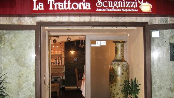 Scugnizzi Trattoria Pizzeria entrata