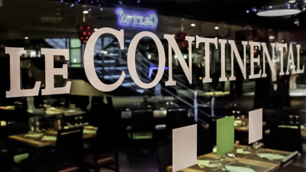 Brasserie Le Continental exterieur