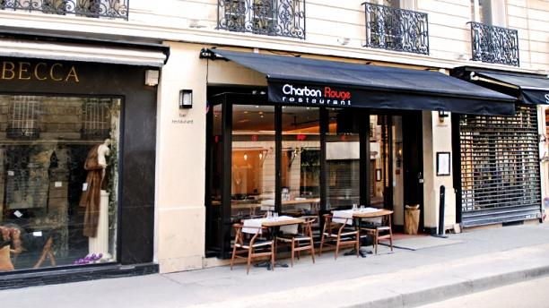 Charbon rouge in paris restaurant reviews menu and for Showroom cuisine paris