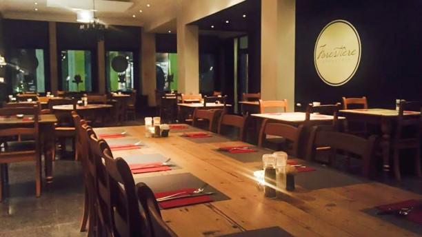 Brasserie Forestière salle