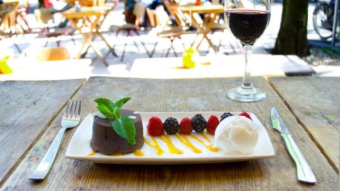 Dessert - Michel Inn, Amsterdam