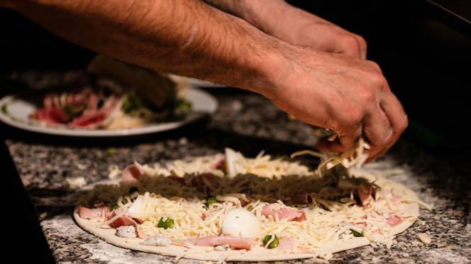 Pizza - Michel Inn, Amsterdam