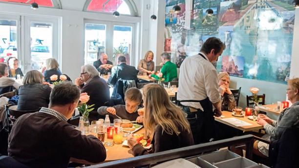 Seven Restaurantzaal