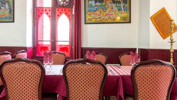 Roi Du Taj Mahal Vue de la salle
