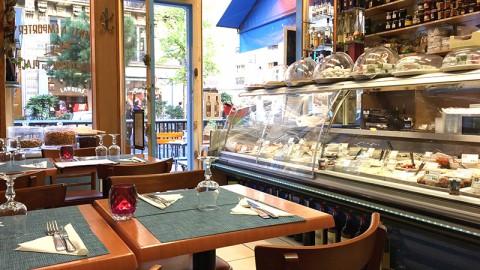 Produits de Grèce, Paris